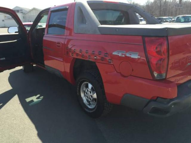 2002 chevrolet avalanche pickup truck for sale rare runs 100 5300 brooklyn nyc new. Black Bedroom Furniture Sets. Home Design Ideas