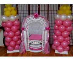 baby shower chairs centerpieces for sale queens long island ny
