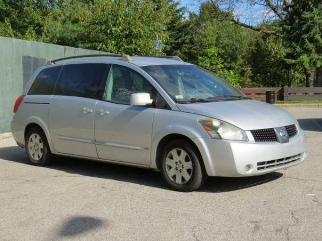 2006 nissan quest sl full power for sale only 92k miles 6400 queens nyc new york city. Black Bedroom Furniture Sets. Home Design Ideas