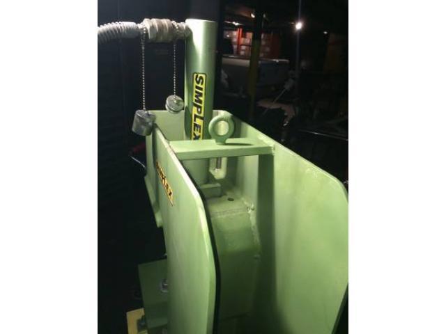 Simplex C-Frame Hydraulic Press 10 ton for sale - $1299 (Brooklyn ...