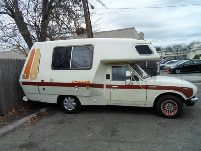 1978 toyota chinook newport motorhome for sale - $3995