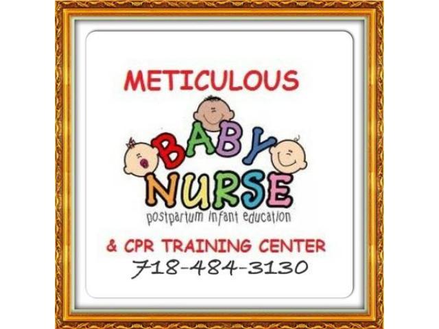Baby Nurse Nanny Classes Available Brooklyn Nyc New York City