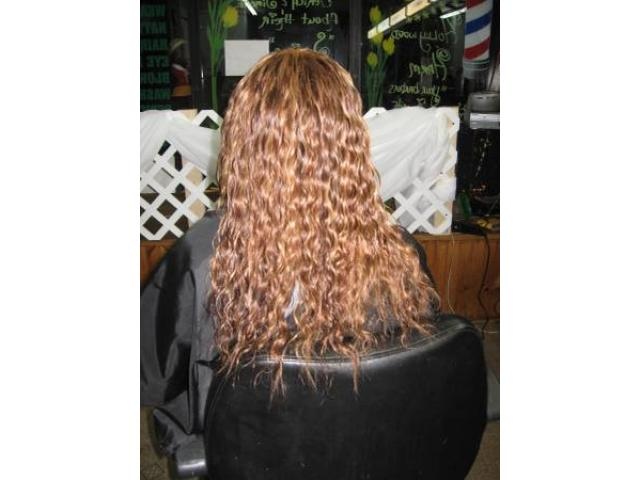 Salon Service Weaves Crochet Braids Microlinks Free Hair