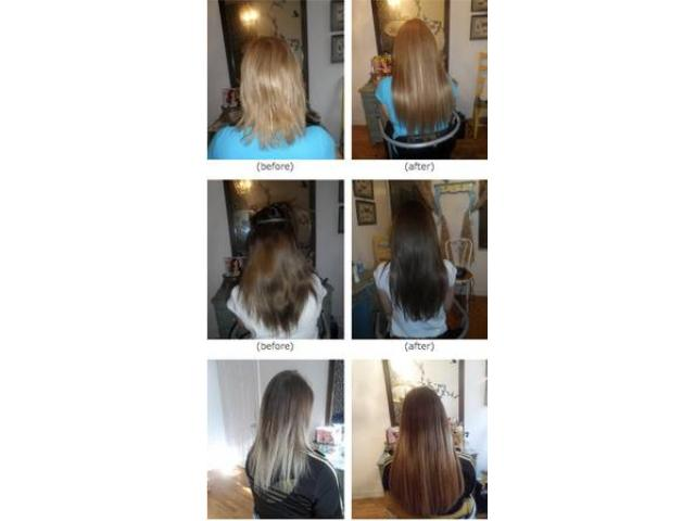 Microlinks Hair Extensions Guarantee To Stay On Best Real Price