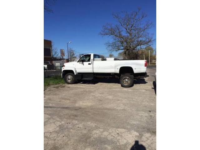1993 gmc topkick 6000 custom pickup truck for sale 6000 suffolk ny new york ads. Black Bedroom Furniture Sets. Home Design Ideas