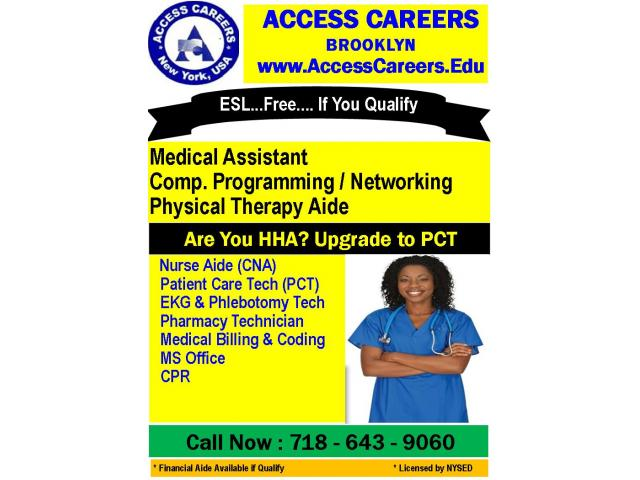 Are You Hha Upgrade To Cna Pct Metrotech Brooklyn
