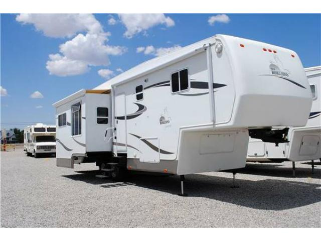 2007 New Horizons Summit 34RL Camper Fully Loaded for sale - $49900