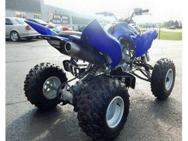 Special edition of 2011 yamah raptor 700r for sale for Yamaha 700r raptor battery