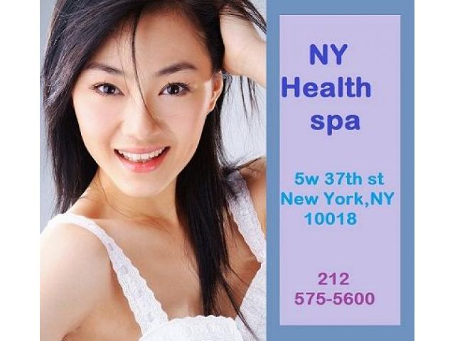 Great massage and a great location midtown west nyc for 37th street salon