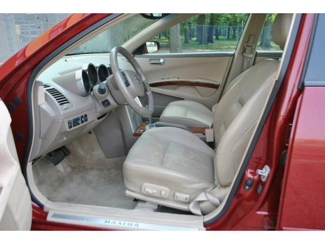 2005 nissan maxima 3 5 sl for sale leather sunroof clean. Black Bedroom Furniture Sets. Home Design Ideas