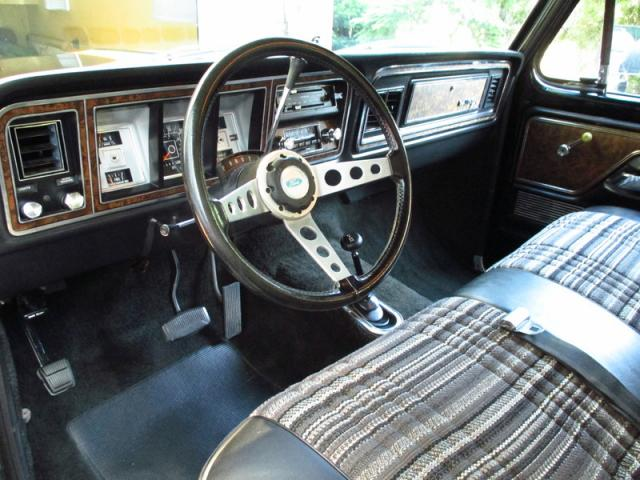 1979 Ford Bronco Ranger Xlt 351 Automatic New York New