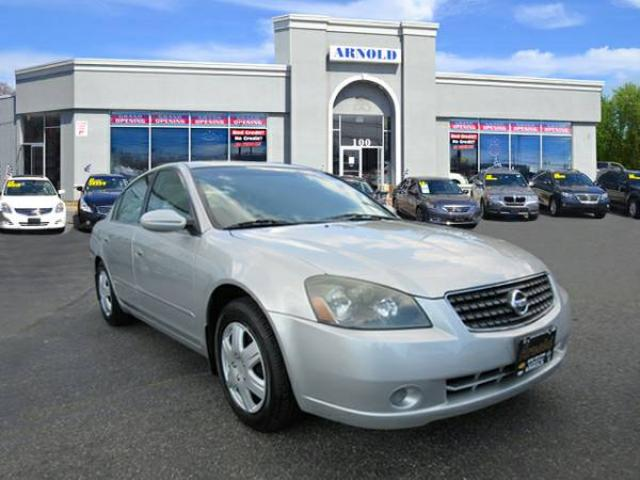 2005 Nissan Altima 4dr Sdn I4 Auto 25 S Silver Bullet Call Now