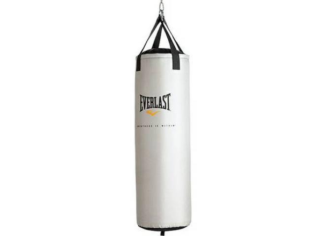 Used Everlast Womens Boxing Bag Kit Platinum 60 Pounds 30 Brooklyn